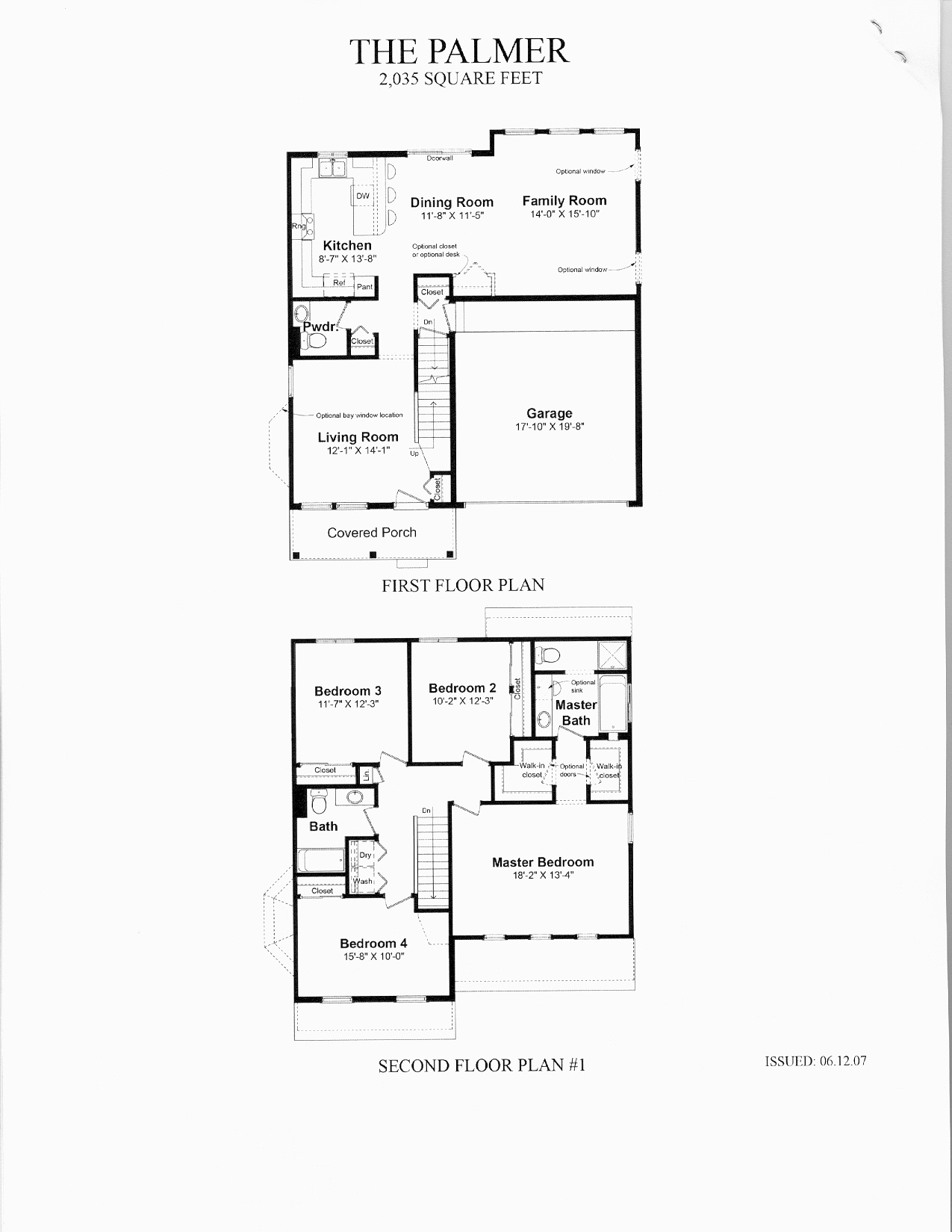 Carrington Creek Home Plans Home Plan