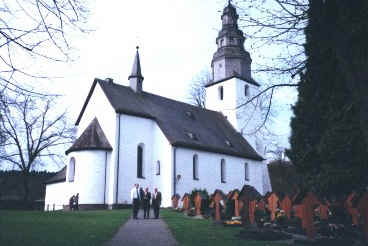The Church of Saints Peter & Paul in Wormbach